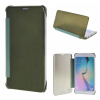 MOONCASE Samsung Galaxy S6 Edge Plus ЧЕХОЛ ДЛЯ Hard Plastic Design Flip Pouch Green mooncase samsung galaxy s6 edge plus чехол для hard plastic design flip pouch brown
