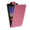 MOONCASE Smooth skin Leather Bottom Flip Pouch чехол для Huawei Ascend P7 Hot pink mooncase smooth skin leather bottom flip pouch чехол для huawei ascend p7 black