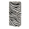 MOONCASE Zebra style Leather Wallet Flip Card Slot Stand Pouch чехол для Huawei Ascend Y600 A07 luxury stand flip
