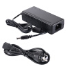 COOLM AC DC 24V 4A Power adapter Supply 96W Charger 5.5mm x 2.5mm + US / AU / EU / UK Cable Cord Высокое качество с новой микросхемой IC yuxi top quality dc 20v 7 9 5 4mm ac charger power supply adapter carbon converter connector for lenovo thinkpad