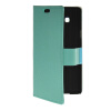 MOONCASE Slim Leather Side Flip Wallet Card Slot Pouch with Kickstand Shell Back чехол для Samsung Galaxy A7 Mint Green mooncase slim leather side flip wallet card slot pouch with kickstand shell back чехол для samsung galaxy a7 mint green