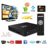 MX Plus Amlogic S905 Smart TV Box, 4K Android 5.1.1 Quad Core 1G / 8G WIFI DLNA потокового TV Box mxiii pro android amlogic s812 quad core 2g 8g 5g wifi tv box