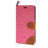 MOONCASE ЧЕХОЛ ДЛЯ Samsung Galaxy Note 5 Leather Flip Wallet Card Holder with Kickstand Back Cover Hot pink автомагнитола jvc kd r481 usb mp3 cd fm 1din 4x50вт черный