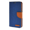 MOONCASE Galaxy S5 , Leather Flip Wallet Card Holder Pouch Stand Back ЧЕХОЛ ДЛЯ Samsung Galaxy S5 Dark blue mooncase galaxy s5 leather wallet flip card holder pouch stand back чехол для samsung galaxy s5 dark blue