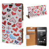 MOONCASE Sony Xperia Z5 Compact ( Z5 Mini ) ЧЕХОЛДЛЯ Flip Leather Foldable Stand Feature [Pattern series] /a04 mooncase sony xperia z5 compact z5 mini чехолдля flip leather foldable stand feature [pattern series] a11