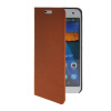 MOONCASE Slim Leather Side Flip Wallet Card Slot Pouch with Kickstand Shell Back чехол для Huawei Ascend G7  Brown mooncase slim leather side flip wallet card slot pouch with kickstand shell back чехол для huawei ascend g7 white