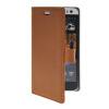 MOONCASE Slim Leather Flip Wallet Card Pouch with Kickstand Shell Back ЧЕХОЛДЛЯ HTC Desire 616 Brown htc desire 650