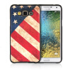 MOONCASE Painted style Soft Flexible Silicone Gel TPU Skin Shell Back ЧЕХОЛ ДЛЯ Samsung Galaxy E7 mooncase s line soft flexible silicone gel tpu skin shell back чехол для htc one m9 blue