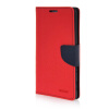 MOONCASE Cross pattern Leather Wallet Flip Card Slot Pouch Stand Shell Back ЧЕХОЛ ДЛЯ Sony Xperia T3 Red mooncase classic cross pattern leather side flip wallet card pouch stand soft shell back чехол для sony xperia m2 azure