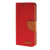 MOONCASE Galaxy S6 , Leather Flip Wallet Card Holder Pouch Stand Back ЧЕХОЛ ДЛЯ Samsung Galaxy S6 Red xydyy new 4designs bear monkey pig 10cm hand plush coin purse wallet pouch women lady s coin bags pouch holder bag handbag