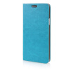 MOONCASE Leather Side Flip Wallet Card Slot Pouch Stand Shell Back ЧЕХОЛ ДЛЯ Samsung Galaxy E5 Blue mooncase soft silicone gel side flip pouch hard shell back чехол для samsung galaxy s6 black