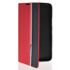MOONCASE Business style Leather Side Flip Wallet Card Slot Pouch Stand Back чехол для Nokia Lumia 1320  Red стоимость