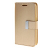 MOONCASE чехол для Samsung Galaxy Core 2 II Duos G355H Flip Leather Wallet Card Slot Bracket Back Cover Gold mooncase чехол для samsung galaxy core 2 ii duos g355h flip leather wallet card slot bracket back cover green
