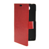 MOONCASE Slim Leather Side Flip Wallet Card Slot Pouch Stand Shell Back ЧЕХОЛ ДЛЯ Motorola Moto Droid Turbo XT1254 Red mooncase slim leather side flip wallet card slot pouch stand shell back чехол для motorola moto droid turbo xt1254 black