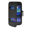 MOONCASE View Window Leather Side Flip Pouch Stand Shell Back ЧЕХОЛ ДЛЯ Samsung Galaxy Ace 3 S7270 / S7272 Black питер изучаем html xhtml и css 2 е изд