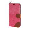 MOONCASE Galaxy S6 , Leather Wallet Flip Card Holder Pouch Stand Back ЧЕХОЛ ДЛЯ Samsung Galaxy S6 Hot pink mooncase galaxy s5 leather flip wallet card holder pouch stand back чехол для samsung galaxy s5 hot pink