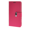 MOONCASE чехол для Sony Xperia T3 Flip Leather Wallet Card Slot Bracket Back Cover Hot pink sony xperia t3