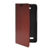 MOONCASE Slim Leather Side Flip Wallet Card Slot Pouch with Kickstand Shell Back чехол для Huawei Honor Holly Brown mooncase slim leather side flip wallet card slot pouch with kickstand shell back чехол для lg l bello d331 d335 red
