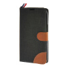 MOONCASE Alcatel One Touch POP C9 , Leather Flip Card Holder Pouch Stand Back ЧЕХОЛ ДЛЯ Alcatel One Touch POP C9 Black mooncase alcatel one touch pop c5 leather flip card holder pouch stand back чехол для alcatel one touch pop c5 blue