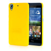 MOONCASE Hard Rubberized Rubber Coating Devise Back ЧЕХОЛ ДЛЯ HTC Desire 626 Yellow htc desire 650