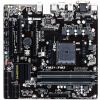 Gigabyte (GIGABYTE) F2A78M-DS2 материнской платы (AMD A78 / Socket FM2 +) процессор amd a4 4000 ad4000okhlbox socket fm2 box