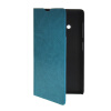 MOONCASE Slim Leather Side Flip Wallet Card Slot Pouch with Kickstand Shell Back чехол для Nokia Lumia 535 Blue mooncase slim leather side flip wallet card slot pouch with kickstand shell back чехол для nokia lumia 535 white