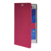 MOONCASE Slim Leather Side Flip Wallet Card Slot Pouch with Kickstand Shell Back чехол для Sony Xperia C3 Hot pink mooncase slim leather side flip wallet card slot pouch with kickstand shell back чехол для sony xperia c3 hot pink