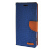 MOONCASE Sony C4 , Leather Flip Wallet Card Holder Pouch Stand Back ЧЕХОЛ ДЛЯ Sony Xperia C4 Dark blue sony xperia c4