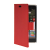 MOONCASE Slim Leather Side Flip Wallet Card Slot Pouch Stand Shell Back ЧЕХОЛДЛЯ Nokia Lumia 830 Red mooncase slim leather side flip wallet card slot pouch stand shell back чехолдля nokia lumia 830 white