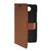 MOONCASE Slim Leather Side Flip Wallet Card Slot Pouch Stand Shell Back ЧЕХОЛ ДЛЯ Motorola Moto Droid Turbo XT1254 Brown mooncase slim leather side flip wallet card slot pouch stand shell back чехол для motorola moto droid turbo xt1254 black
