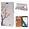 MOONCASE LG G4 Beat G4S ЧЕХОЛ ДЛЯ Flip Wallet Card Slot Stand Leather Folio Pouch /a03 luxury stand flip