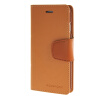 MOONCASE чехол для iPhone 6 (4.7) PU Leather Flip Wallet Card Slot Stand Back Cover Brown retro genuine leather case flip cover w card slot stand for iphone 6 plus 5 5 brown