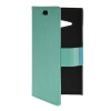 MOONCASE Slim Leather Side Flip Wallet Card Slot Pouch with Kickstand Shell Back чехол для Nokia Lumia 730 Mint Green mooncase slim leather side flip wallet card slot pouch with kickstand shell back чехол для samsung galaxy a3 brown