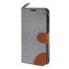 MOONCASE Alcatel One Touch POP C7 , Leather Flip Card Holder Pouch Stand Back ЧЕХОЛ ДЛЯ Alcatel One Touch POP C7 Grey mooncase alcatel one touch pop c5 leather flip card holder pouch stand back чехол для alcatel one touch pop c5 blue