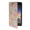 MOONCASE Cute Pattern Leather Side Flip Wallet Card Slot Pouch Stand Shell Back ЧЕХОЛДЛЯ Huawei Ascend P7 2017 purse owl se cute wallets for children lovely coin purses for women mini bags for girls trinket small pouch wallet card zip