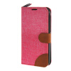 все цены на MOONCASE Alcatel One Touch POP C7 , Leather Flip Card Holder Pouch Stand Back ЧЕХОЛ ДЛЯ Alcatel One Touch POP C7 Hot pink онлайн
