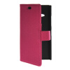 MOONCASE Slim Leather Side Flip Wallet Card Slot Pouch with Kickstand Shell Back чехол для Nokia Lumia 730 Hot pink mooncase slim leather side flip wallet card slot pouch with kickstand shell back чехол для nokia lumia 535 hot pink