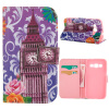MOONCASE ЧЕХОЛДЛЯ Samsung Galaxy Core Prime G360 Flip Leather Foldable Stand Feature [Pattern series] /a17 чехол для samsung galaxy core gt i8262