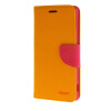 MOONCASE Cross pattern Leather Flip Wallet Card Slot Stand Back чехол для Sony Xperia M4 Yellow mooncase cross pattern leather flip wallet card slot stand back чехол для sony xperia m4 hot pink