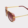 FEIDU Brand HOT Fashion Sunglasses женщины brand designer СТИМПАНК 2015 Summer Retro Покрытия Vintage Round Sun Glasses retro round arrow sunglasses women coating brand designer vintage sun glasses woman metal glasses oculos de sol feminino gafas