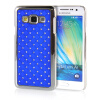 MOONCASE Hard Chrome Plated Star Bling Back ЧЕХОЛ ДЛЯ Samsung Galaxy A3 Blue mooncase hard chrome plated star bling back чехол для huawei honor 3c white