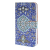 MOONCASE Patterned Leather чехол для Wallet Flip Card Slot Stand Back Cover Microsoft Lumia 640 XL a06 клип кейс mozo back cover для microsoft lumia 550