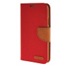 MOONCASE Galaxy S5 , Leather Flip Wallet Card Holder Pouch Stand Back ЧЕХОЛ ДЛЯ Samsung Galaxy S5 Red samsung g900h galaxy s5 16гб белый в омске