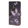 MOONCASE Butterfly style Leather Side Flip Wallet Card Slot Stand Pouch чехол для Huawei Ascend Y635 a13 mooncase flower style leather side flip wallet card slot stand pouch чехол для huawei ascend y635 a01