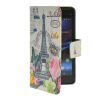 MOONCASE Pattern Style Leather Side Flip Wallet Card Slot Pouch Stand Shell Back ЧЕХОЛДЛЯ Sony Xperia Z1 Compact (Mini) подвесной светильник st luce sl237 403 05 черный