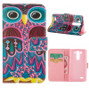 MOONCASE ЧЕХОЛДЛЯ LG G3 Mini Flip Leather Wallet Card Slot Foldable Stand Feature [Pattern series] /a12 luxury stand flip