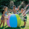 MyMei  Kids Outdoor Swimming Beach Ball Inflatable Ball Water Fountain inflatable water spoon outdoor game water ball summer water spray beach ball lawn playing ball children s toy ball