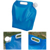 MyMei 5L Folding Drinking Water Container Storage Bag Pouch for Camping Picnic BBQ Hot