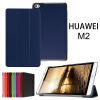 Ultra thin Smart pu leather Case cover For Huawei MediaPad M2 M2-801W M2-803L Huawei M2 8.0 tablet case +screen protector