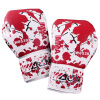 MyMei Adults Boxing MMA Muay Thai Glove Sparring Punch Training Glove Superior leather cotton gloves boxing sanda muay thai bandage tied hands